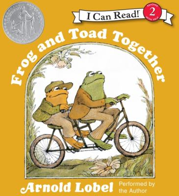 Frog & Toad together