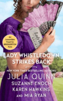 Link to Catalogue record for Lady Whistledown Strikes Back