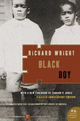 Black boy : American hunger : a record of childhood and youth