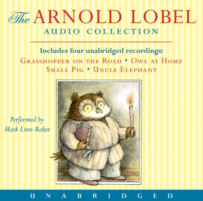 The Arnold Lobel audio collection.