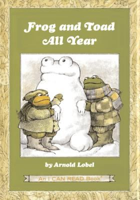 Frog and Toad All Year.