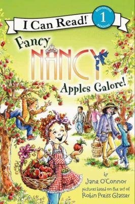 Fancy Nancy : apples galore!