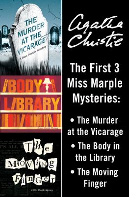 The first 3 Miss Marple mysteries