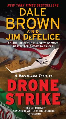 Drone strike : a dreamland thriller