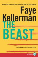 The Beast by Kellerman book cover