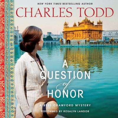 A question of honor: a Bess Crawford mystery