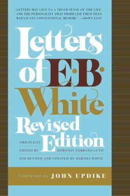 Letters of E.B. White.