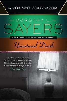 Unnatural death : a Lord Peter Wimsey mystery