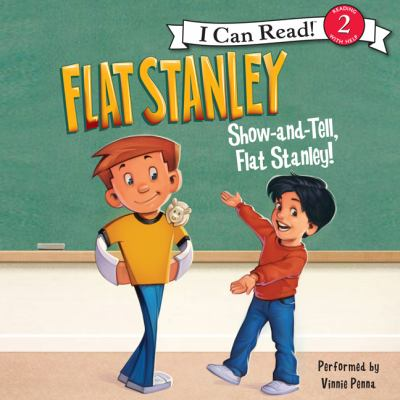 Show-and-tell, Flat Stanley!.