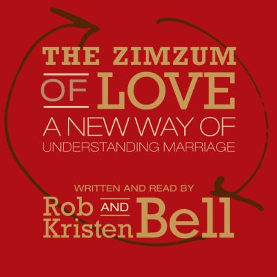 The zimzum of love : a new way of understanding marriage.