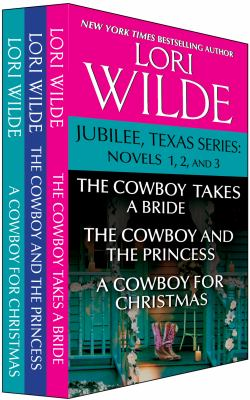 Jubilee, Texas series. Novels 1, 2, and 3