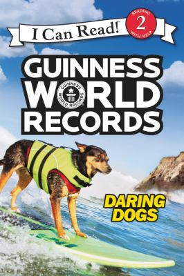 Guinness world records. Daring dogs