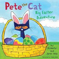Pete the cat big Easter adventure