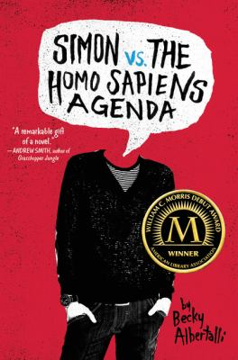 Simon Vs. the Homo Sapiens Agenda [book Club Set]