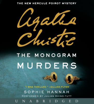 The monogram murders: the new Hercule Poirot mystery