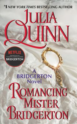 Link to Catalogue record for Romancing Mister Bridgerton