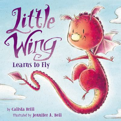 Cover Image for Little Wing Learns to Fly