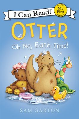 Otter : oh no, bath time!