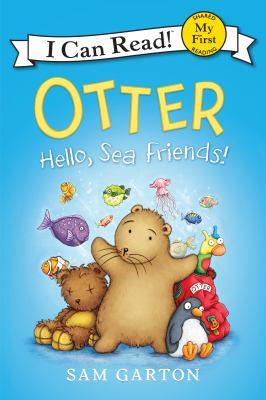 Otter : hello, sea friends!