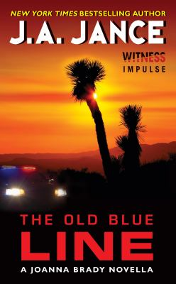 The old blue line : a Joanna Brady novella