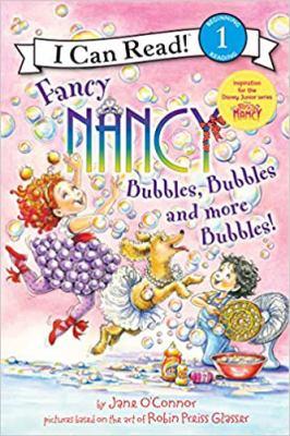 Bubbles, bubbles, and more bubbles!