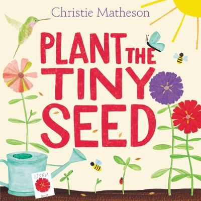 Link to Catalogue record for Plant the tiny seed
