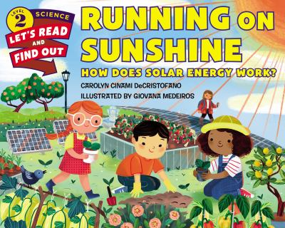 Running on sunshine : how does solar energy work?