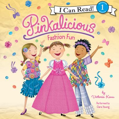 Pinkalicious : fashion fun