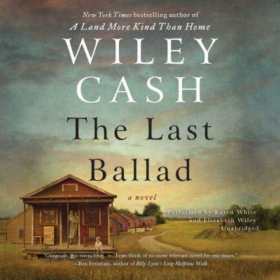 The last ballad a novel
