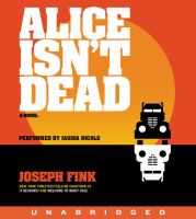 ALICE ISN'T DEAD (CD)