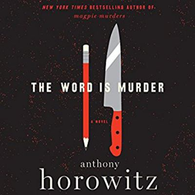 The word is murder a novel