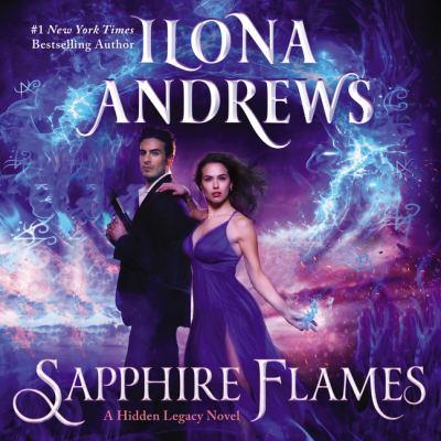 Sapphire flames