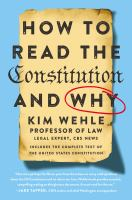 How to Read the Constitution and Why