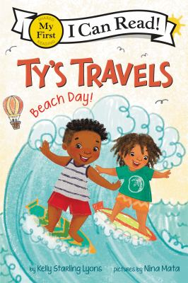 Ty's travels : beach day!