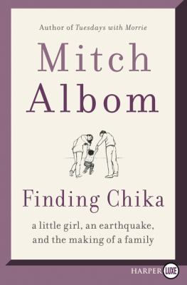 Finding Chika : a little girl, an earthquake, and the making of a family