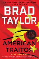 American traitor by Taylor, Brad,