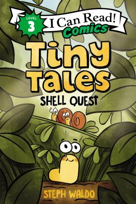 Book cover for Tiny Tales Shell Quest