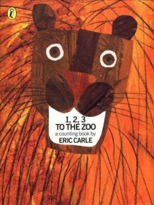 Book cover for 1 2 3 to the Zoo