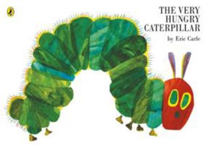 Link to Catalogue record for The Very Hungry Caterpillar