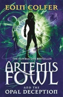 Link to Catalogue record for Artemis Fowl and the opal deception