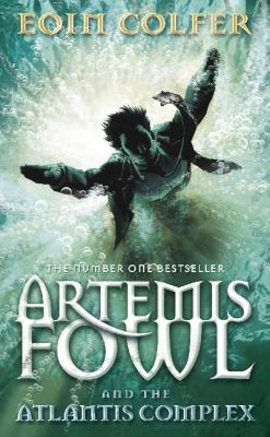 Link to Catalogue record for Artemis Fowl and the Atlantis complex