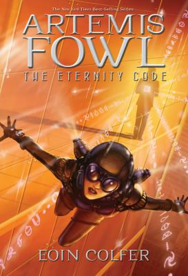 Link to Catalogue record for Artemis Fowl : the eternity code