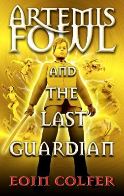 Link to Catalogue record for Artemis Fowl and the last guardian