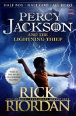 Link to Catalogue record for Percy Jackson and the lightning thief