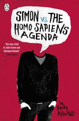 Link to Catalogue record for Simon vs. the Homo Sapiens agenda