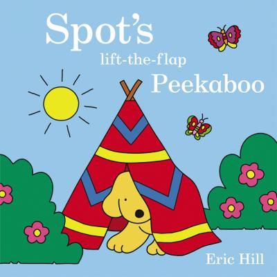 Spot's peekaboo : a lift-the-flap book