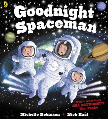 Book cover for Goodnight Spaceman