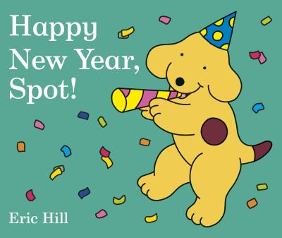 Happy New Year, Spot!