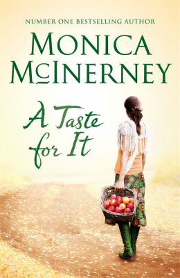 Book cover for A taste for it