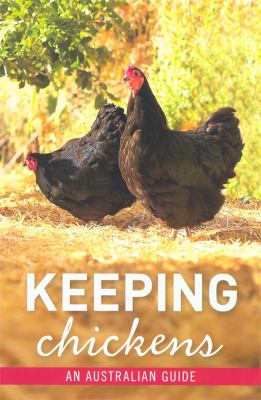 Book cover for Keeping chickens: An Australian Guide